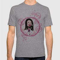 Rebecca Black. It's Friday Again! Mens Fitted Tee Athletic Grey SMALL