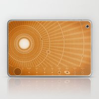 Solar System Hot Laptop & iPad Skin