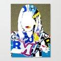 Sharon T3 Canvas Print