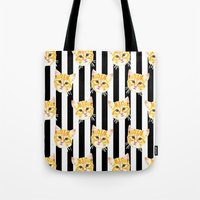Catty Tote Bag