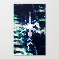Aviator 2 Canvas Print