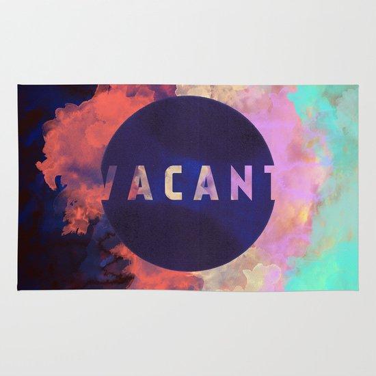 Vacant by Galaxy Eyes & Garima Dhawan Area & Throw Rug