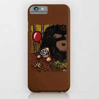 iPhone & iPod Case featuring La cage du gorille by Olivier Andrzejewski