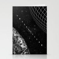 Interstellar Stationery Cards