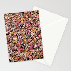 Autumn's Leafs Stationery Cards