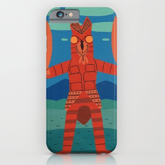Alien Baltan iPhone & iPod Case