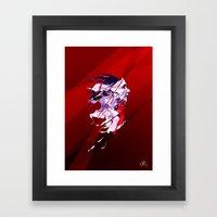 Insoluble Framed Art Print