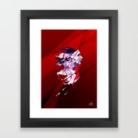 Insoluble Framed Art Print
