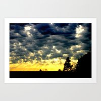 A new Day! Art Print