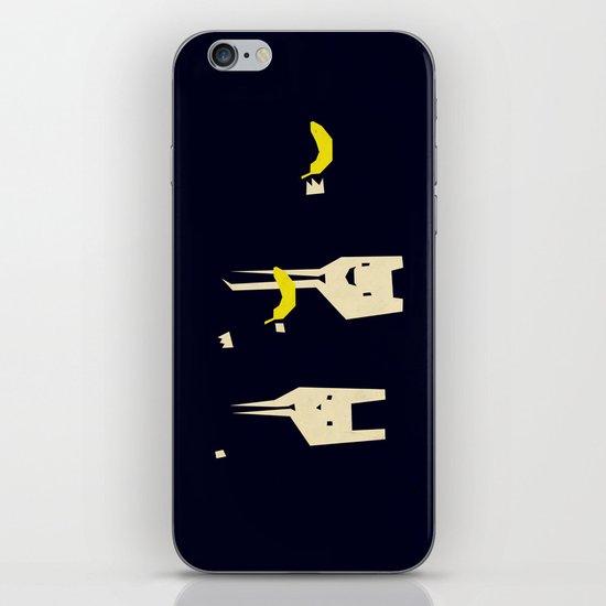 Pulp banana iPhone & iPod Skin