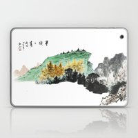Spring Of Pin-Din Laptop & iPad Skin