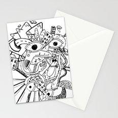 Cara de Sociedad Stationery Cards