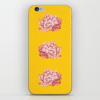 tridrangea iPhone & iPod Skin