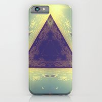 Triangles in the sky iPhone 6 Slim Case