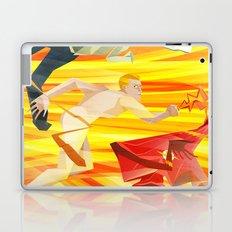 The Flasher Laptop & iPad Skin