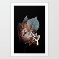 {artificial beauty} Art Print