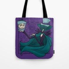 Hatbox Jack Tote Bag