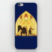 Ornstein and Smough (Dark Souls) iPhone & iPod Skin