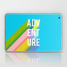 Adventure in Blue Laptop & iPad Skin