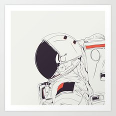 GOD IS AN ASTRONAUT Art Print