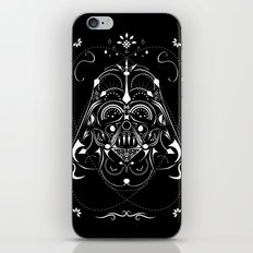 Darth Vader on Acid iPhone & iPod Skin