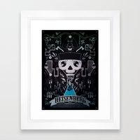It's All In The Chemistr… Framed Art Print