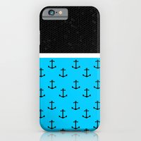 Ahoy There, Matey iPhone 6 Slim Case