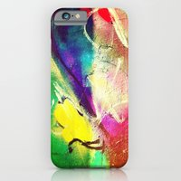 graffiti iPhone & iPod Cases featuring Graffiti  by Shannon Curtis