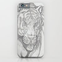 large tiger iPhone 6 Slim Case