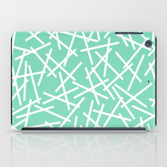Kerplunk Mint iPad Case