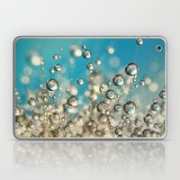Crazy Cactus Droplets Laptop & iPad Skin