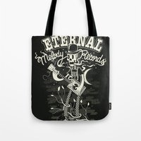 Eternal melody records Tote Bag