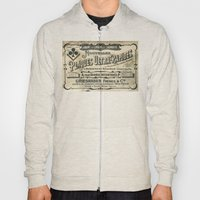 Plaques Ultra Rapides Hoody