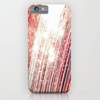 iPhone & iPod Case featuring wall of red by Anna Wand