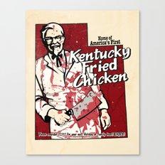 KFC (Utah) Canvas Print