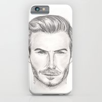 David Beckham iPhone 6 Slim Case