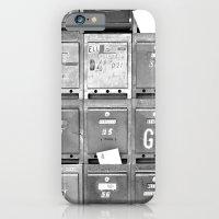 Mailboxes II iPhone 6 Slim Case