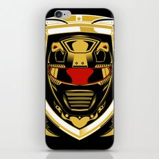 Red Ranger iPhone & iPod Skin