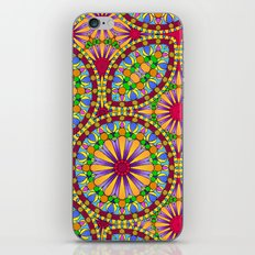 Mille Fleur iPhone & iPod Skin