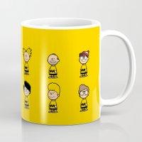 Toupeé-nuts Mug