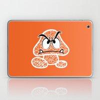 Goomba #CrackedOutBadGuy… Laptop & iPad Skin