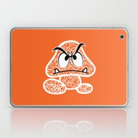 Goomba #CrackedOutBadGuy… Laptop & iPad Skin