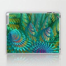 3D seashells artwork Laptop & iPad Skin