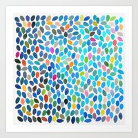 Rain 16 Art Print