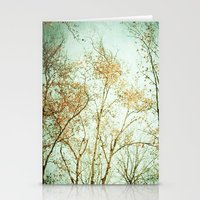 Overhead Stationery Cards