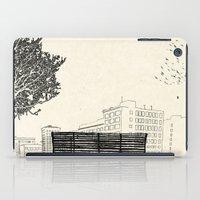 Tom's Favourite Spot —… iPad Case