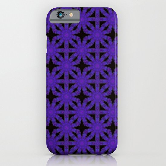 Purple/Black iPhone & iPod Case