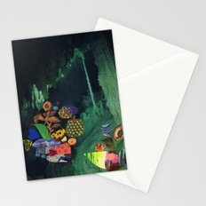 Cave Garden V Stationery Cards