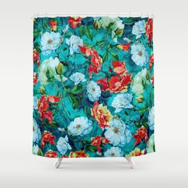 Shower Curtain - Secret Heaven - RIZA PEKER