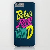 Baby's In Reno iPhone 6 Slim Case